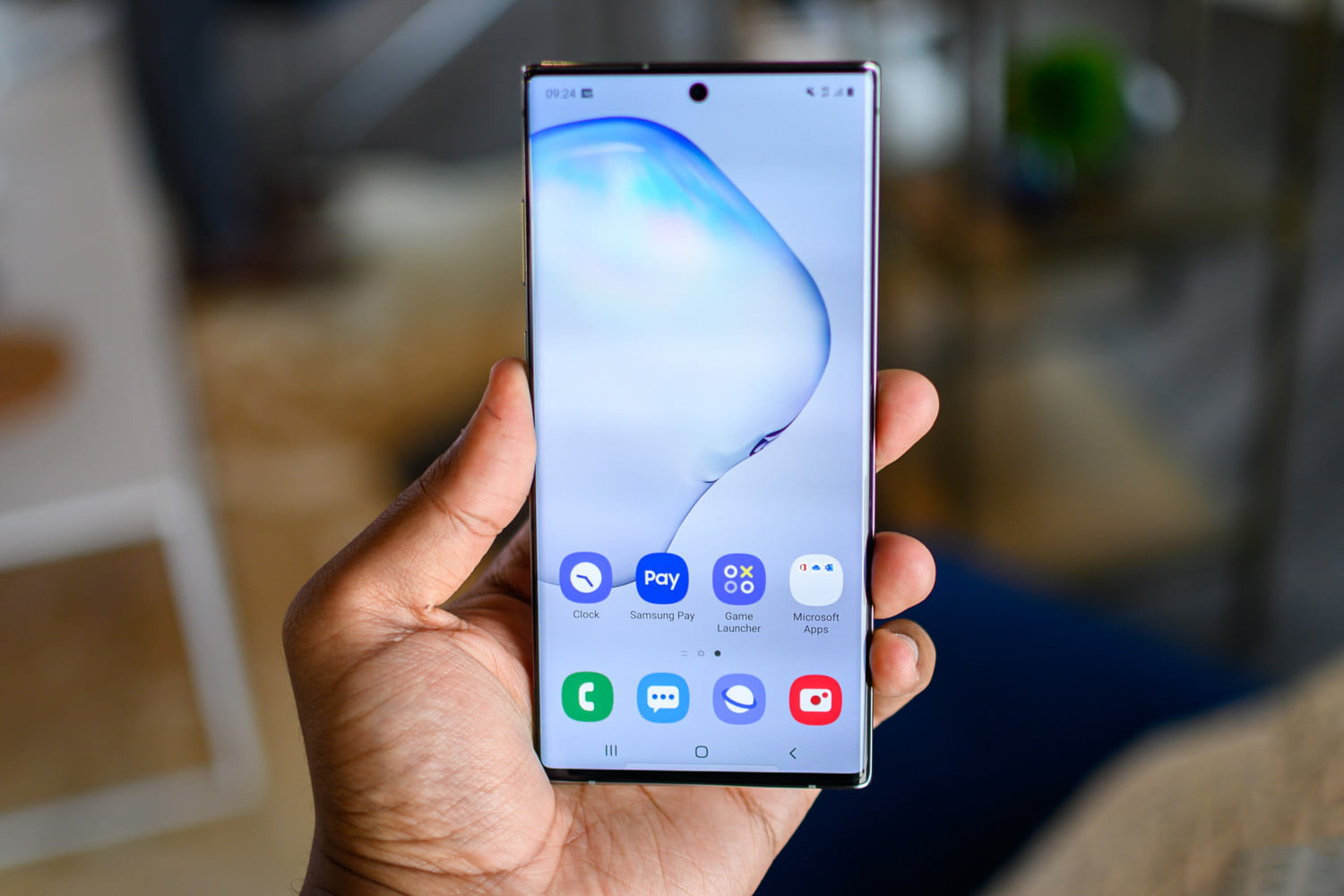 Image result for note 10 display app